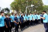 VIDEO: Đội trưởng ĐTVN hứa 'sẽ mang vinh quang về cho Tổ quốc'