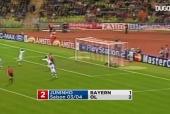 VIDEO: 'Vua sút phạt' Lyon lập siêu phẩm vào lưới Bayern Munich