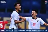 Thái Lan cầm hoà Congo trước trận gặp UAE