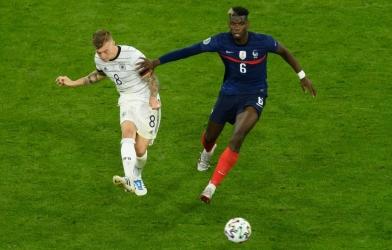 Video bàn thắng Pháp 1-0 Đức: Đẳng cấp siêu sao, định đoạt trận đấu