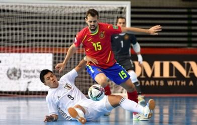 Trực tiếp Tây Ban Nha 1-2 Nhật Bản: Bất ngờ xảy ra