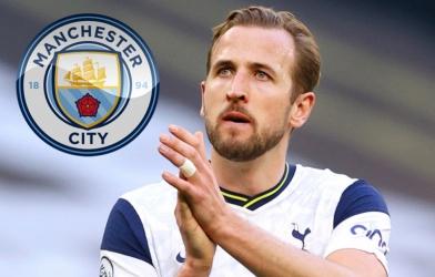 Chuyên gia Romano làm rõ vụ Kane đến Man City