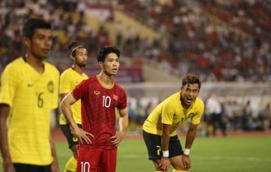 HLV Quốc Vượng: 'Việt Nam gặp Malaysia khó khăn hơn Indo rất nhiều'
