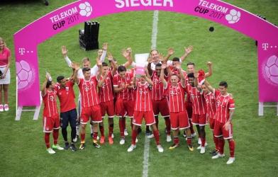 Highlights: Bayern Munich 2-0 W. Bremen (Telekom Cup 2017)