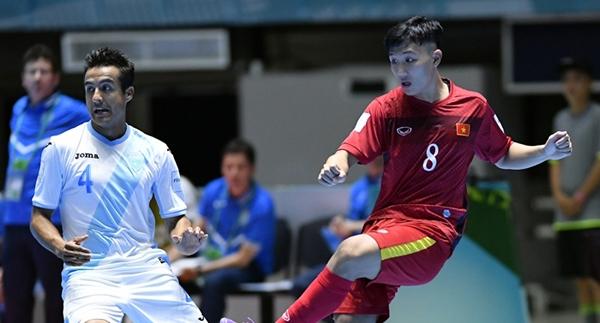 Minh Trí xếp thứ 2 trong top 10 pha làm bàn đẹp nhất World Cup 2016