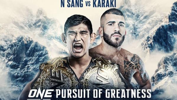 MMA One Championship: Aung N La Sang bảo vệ đai thành công giữa đêm thi đấu của những trận kết thúc sớm